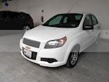 Foto venta Auto usado Chevrolet Aveo LS Aut (2016) color Blanco precio $129,000