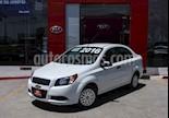 Foto venta Auto usado Chevrolet Aveo LS Aut (2016) color Blanco precio $110,000