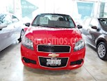 Foto venta Auto Seminuevo Chevrolet Aveo LS Aut (2016) color Rojo precio $150,000
