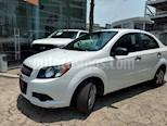 Foto venta Auto usado Chevrolet Aveo LS Aut (2016) color Blanco precio $135,000