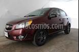 Foto venta Auto usado Chevrolet Aveo LS (2017) color Vino Tinto precio $148,000