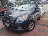 Foto venta Auto usado Chevrolet Aveo LS (2013) color Gris precio $135,000