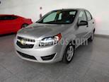 Foto venta Auto usado Chevrolet Aveo LS (2018) color Plata precio $163,200