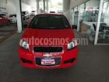 Foto venta Auto usado Chevrolet Aveo LS (2015) color Rojo Victoria precio $125,000