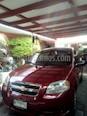 Foto venta Auto usado Chevrolet Aveo LS (2010) color Rojo precio $75,000