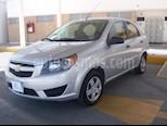 Foto venta Auto usado Chevrolet Aveo LS color Plata precio $144,900