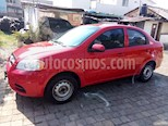Foto venta Auto usado Chevrolet Aveo LS (2008) color Rojo precio $60,000