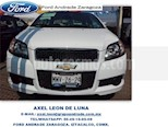 Foto venta Auto Seminuevo Chevrolet Aveo LS (2016) color Blanco precio $138,000