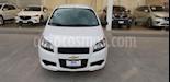 Foto venta Auto usado Chevrolet Aveo LS (2016) color Blanco precio $118,000