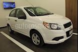 Foto venta Auto usado Chevrolet Aveo LS color Blanco precio $139,000