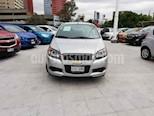 Foto venta Auto usado Chevrolet Aveo LS (2017) color Plata precio $145,000