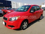 Foto venta Auto Seminuevo Chevrolet Aveo LS (2016) color Rojo precio $129,000