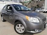 Foto venta Auto usado Chevrolet Aveo LT (Nuevo) (2012) color Plata precio $90,000