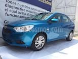 Foto venta Auto usado Chevrolet Aveo LT (Nuevo) (2019) color Azul Acero precio $205,000