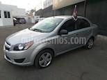 Foto venta Auto Seminuevo Chevrolet Aveo LT (Nuevo) (2018) color Plata precio $159,000