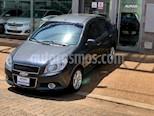 Foto venta Auto usado Chevrolet Aveo LT Aut color Gris Oscuro precio $235.000