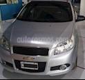 Foto venta Auto usado Chevrolet Aveo LT Aut (2013) color Plata