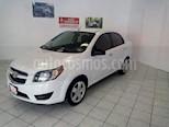 Foto venta Auto usado Chevrolet Aveo LT Aut (2017) color Blanco precio $143,000