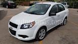 Foto venta Auto usado Chevrolet Aveo LT Aut color Blanco precio $129,900