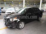 Foto venta Auto usado Chevrolet Aveo LT Aut (2016) color Negro precio $145,000