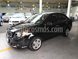 Foto venta Auto usado Chevrolet Aveo LT Aut (2016) color Negro precio $139,000