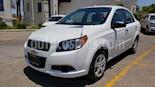 Foto venta Auto usado Chevrolet Aveo LT Aut (2017) color Blanco precio $123,900