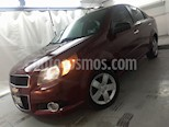 Foto venta Auto usado Chevrolet Aveo LT Aut (2017) color Rojo Tinto precio $139,000