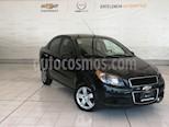 Foto venta Auto usado Chevrolet Aveo LT Aut (2015) color Negro precio $129,000