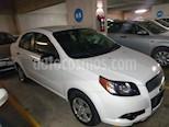 Foto venta Auto usado Chevrolet Aveo LT Aut color Blanco precio $130,000
