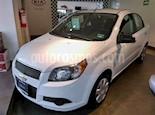 Foto venta Auto Seminuevo Chevrolet Aveo LT Aut (2017) color Blanco precio $145,000