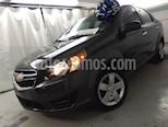 Foto venta Auto usado Chevrolet Aveo LT Aut (2017) color Gris Oxford precio $135,000