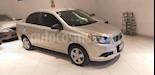 Foto venta Auto Seminuevo Chevrolet Aveo LT Aut (2013) color Beige precio $105,000