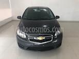 Foto venta Auto usado Chevrolet Aveo LT Bolsas de Aire y ABS (Nuevo) color Gris Oxford precio $179,900