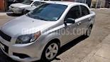 Foto venta Auto usado Chevrolet Aveo LT Bolsas de Aire y ABS (Nuevo) (2012) color Plata precio $76,000