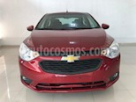Foto venta Auto usado Chevrolet Aveo LT Bolsas de Aire y ABS (Nuevo) color Rojo Cerezo precio $169,900