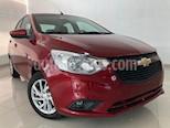 Foto venta Auto usado Chevrolet Aveo LT Bolsas de Aire y ABS Aut (Nuevo) color Rojo Tinto precio $189,900