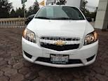 Foto venta Auto usado Chevrolet Aveo LT (2018) color Blanco precio $180,000