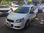 Foto venta Auto usado Chevrolet Aveo LT (2014) color Blanco precio $125,000