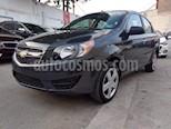 Foto venta Auto Seminuevo Chevrolet Aveo LT (2017) color Gris precio $160,000
