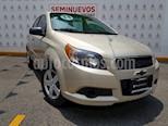 Foto venta Auto usado Chevrolet Aveo LT (2014) color Champagne precio $109,000