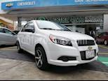 Foto venta Auto usado Chevrolet Aveo LT  (2016) color Blanco precio $118,000
