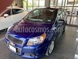 Foto venta Auto usado Chevrolet Aveo LT (2014) color Azul Metalico precio $98,000