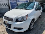 Foto venta Auto usado Chevrolet Aveo LT (2017) color Blanco precio $139,500