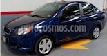 Foto venta Auto Seminuevo Chevrolet Aveo LT (2015) color Azul precio $115,000