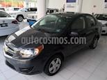 Foto venta Auto usado Chevrolet Aveo LT color Gris precio $144,900