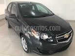 Foto venta Auto usado Chevrolet Aveo LT color Gris precio $179,900