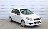 Foto venta Auto Seminuevo Chevrolet Aveo LT (2013) color Blanco precio $110,000
