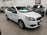 Foto venta Auto usado Chevrolet Aveo LT (2017) color Blanco precio $154,000