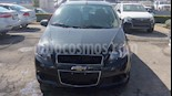 Foto venta Auto Seminuevo Chevrolet Aveo LT (2017) color Gris precio $148,000