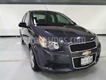 Foto venta Auto usado Chevrolet Aveo LT (2015) color Gris precio $125,000